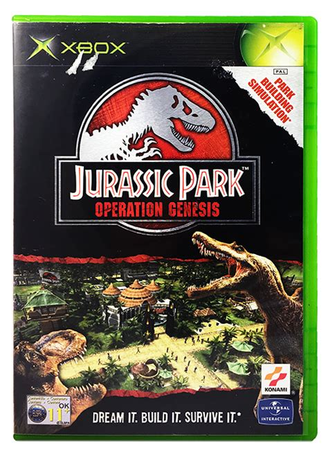 jurassic park operation genesis jurassic world jurassic park operation genesis xbox xbox 360 playable