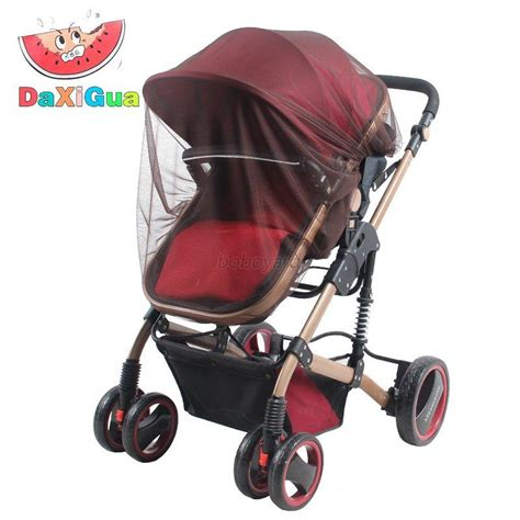 Baby Stroller Pushchair Mosquito Insect infant baby boy stroller pushchair mosquito insect net mesh buggy cover ebay