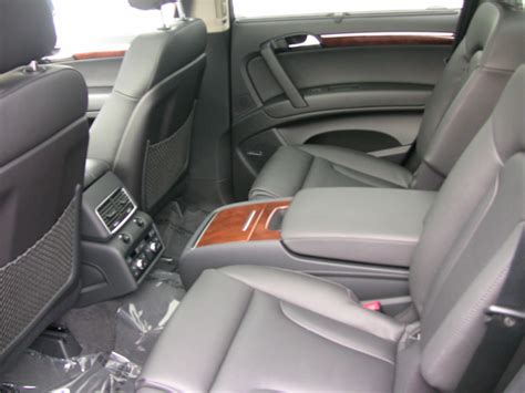 2014 audi q7 captains chairs does audi q7 captain seats brokeasshome