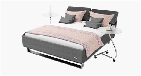 betten futon bed ruf betten casa 3d turbosquid 1160671