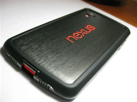 Lg Nexus 5 Bumper Official Back Casing Cover Aluminium Nexus 5 Nexus5