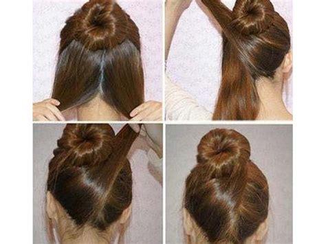 Five Minute Hairstyles five minute hairstyles you got to try boldsky