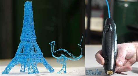 3d doodle pen for sale the world s 3d printing pen yours for just 75