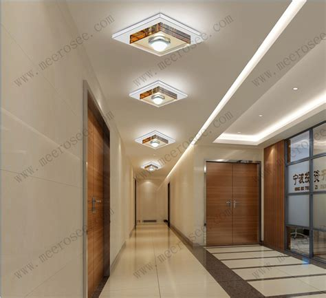 hallway ceiling light fixtures 3 watt led ceiling light fixture glass ceiling