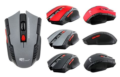 Mouse Fantech Gaming W4 mouse gaming wireless fantech w4
