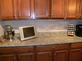 Easy Kitchen Backsplash by Leanne In Wonderland Diy Backsplash