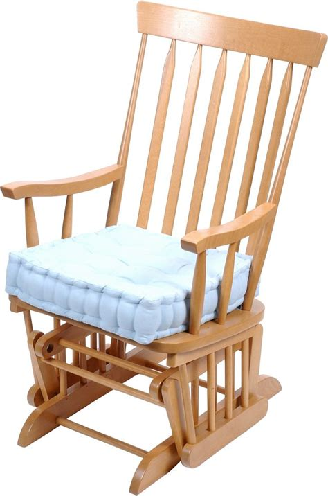 paint  wooden glider chair hunker