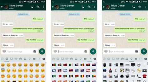emoji untuk whatsapp asyik whatsapp kebanjiran emoji baru