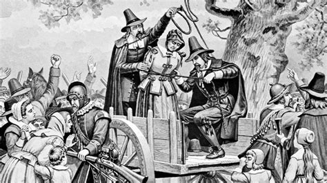 Haunting Of A Witch witch in salem christian history
