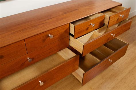 Thin Chest Of Drawers by George Nelson Thin Edge Chest Of Drawers At 1stdibs