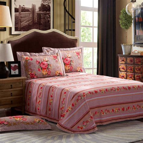 Flowered Comforters by Classic Floral Print Bedding Sets Ebeddingsets