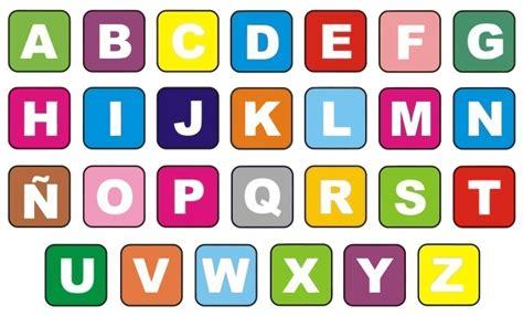 lettere alfabeto abecedario alfabeto letras vocales y consonantes quot el abc quot