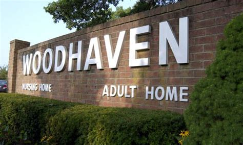 woodhaven home center of care retirement homes 1350