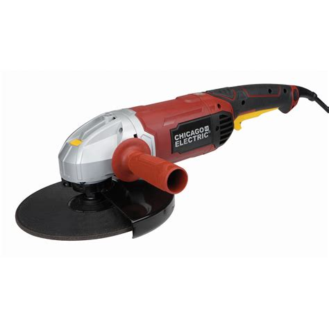 9 In 15 Amp Heavy Duty Angle Grinder