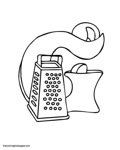 coloring pages of kitchen things coloring pages of kitchen items coloring pages