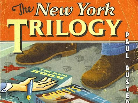 the new york trilogy i have good books the new york trilogy by paul auster