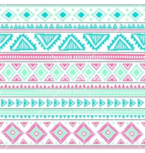 Wallpaper Tribal Biru | abstract tribal pattern vector sorority pinterest