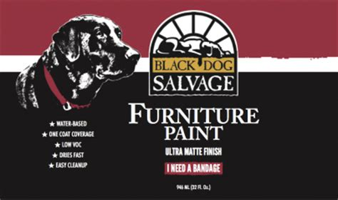 black salvage paint black salvage launches furniture paint line partnering with woodcraft for a high
