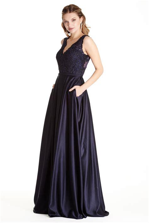 gaaoun drees long evening gown apl1792