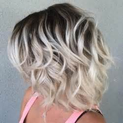 medium brown hair with platinum highlights 40 hair сolor ideas with white and platinum blonde hair