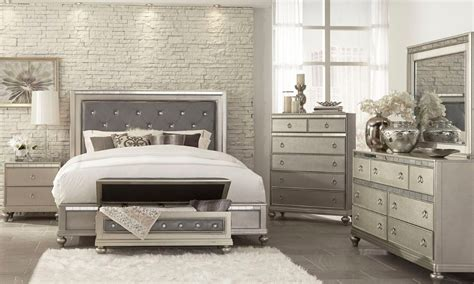 Silver Bedroom Ls by Lifestyle