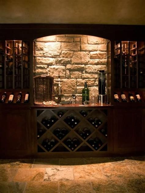 home wine cellars design home decor wine cellar design