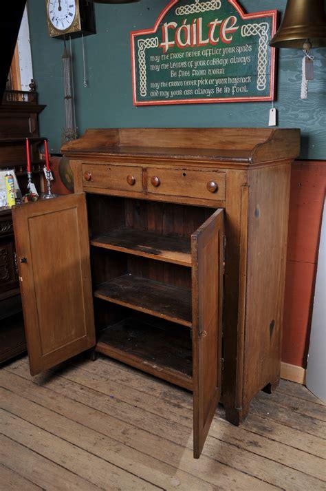 pine jelly cupboard  stdibs