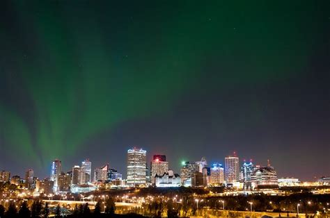 Aurora Watch October 8 And 9 Calgary Lights