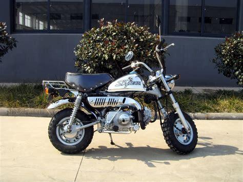 50ccm Motorrad Welcher Führerschein by Skyteam St50 8 50ccm Chrome Edition Pocket Bike Dirtbike