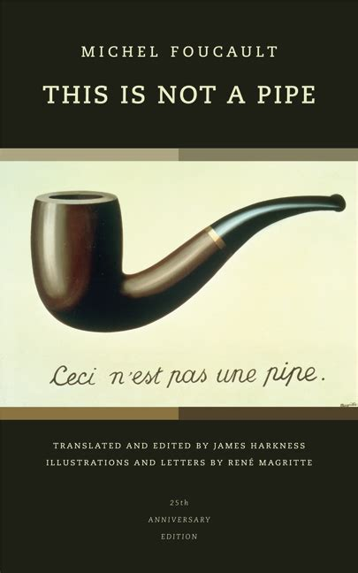 this is not a books this is not a pipe 25th anniversary edition michel
