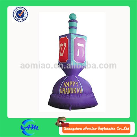 inflatable hanukkah decorations hanukkah inflatables chanukah inflatables for sale advertising decorations