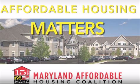 affordable housing coalition maryland affordable housing coalition home