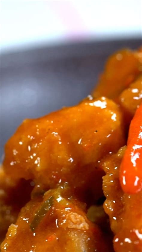 ayam popcorn saus padang indri utari ide makanan