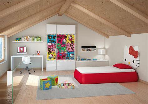 Hello Kitty Loft Bedroom Design Hello Bedroom Designs