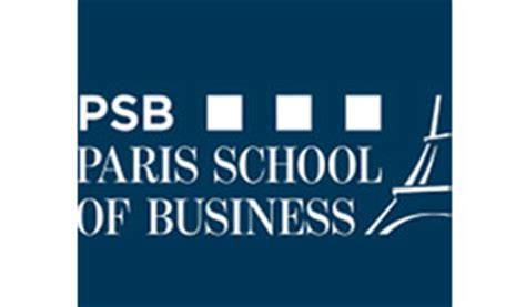 Psb Academy Mba Newcastle by School Of Business Psb Ecoles2commerce