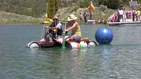 bathtub races bathtub races at cave lake youtube