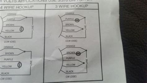 nidec motor wiring diagrams 2 speed ac motor wiring