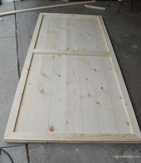 diy sliding closet door hardware   inexpensive  easy