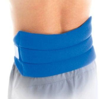 original bed buddy back wrap provides and