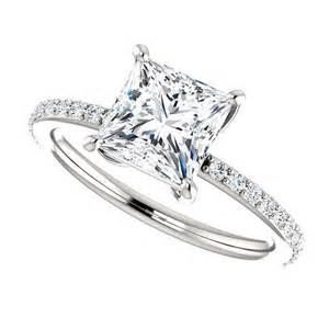 cut wedding rings 25 best ideas about 1 carat on 1 carat