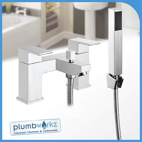 modern lanza chrome bathroom taps sink basin mixer bath