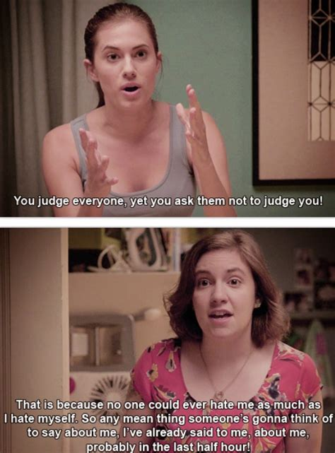 Girls Hbo Memes - quotes from hbo show girls quotesgram