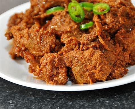 Rendang Kering Rendang Kaleyo Rendang Daging Khas Minang resep daging rendang sapi spesial lebaran zonaresepenak