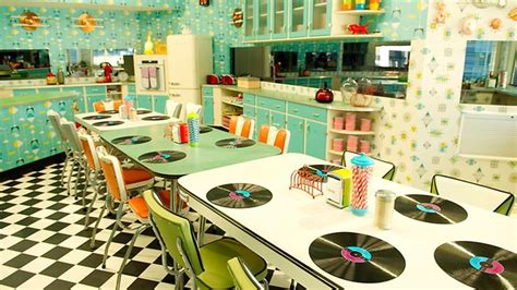 the kitchen 2012 promo shots from the new house behind big brother