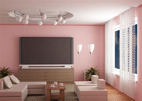 color schemes for small rooms living room pink wall best colour combination in living