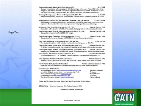 Resume Tips Ppt Resume Tips Presentation