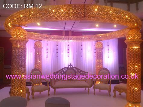 asian wedding decoration hire uk asian wedding stages hire birmingham and uk s