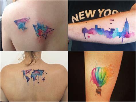para viver e viajar tatuagens que inspiram viagens