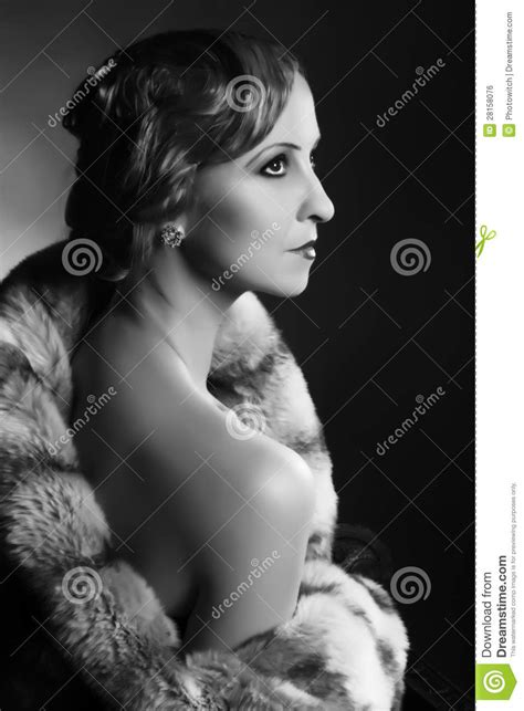 hollywood retro actresses vintage hollywood actress stock photo image of elegant