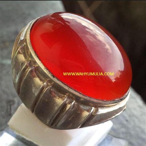 Bacan Oby Gambar cara tes keaslian batu bacan obi merah wahyu mulia